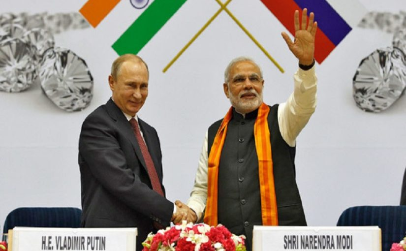 India-Russia gear up for talks on space, trade