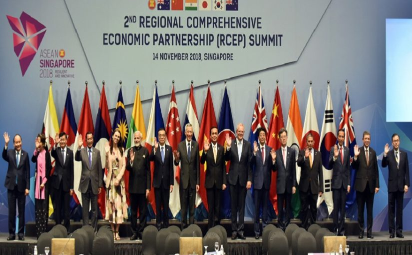 ASEAN delegation to visit India for talks on RCEP