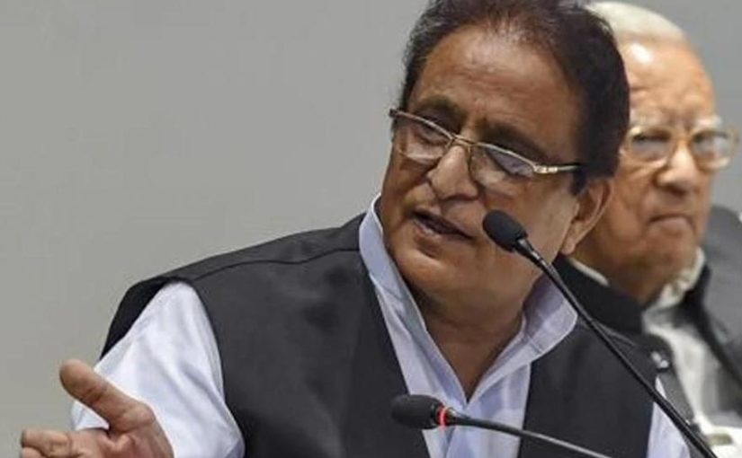 Image result for Azam Khan apologizes to country: Sri Kant Sharma