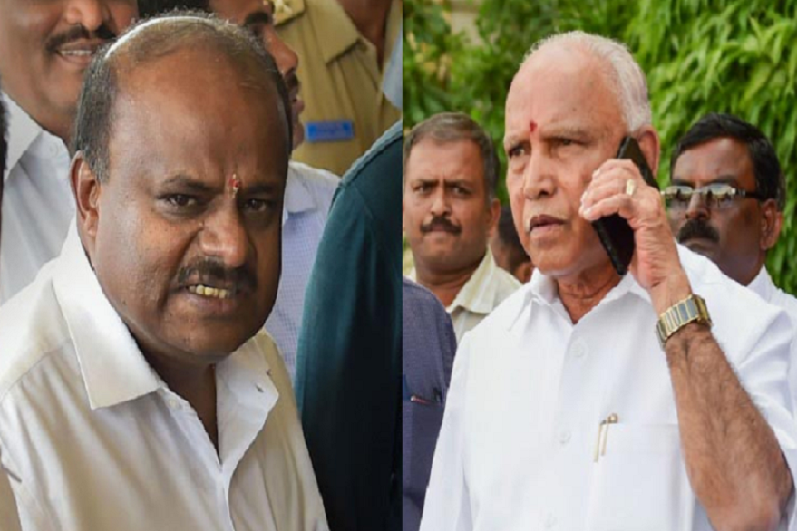 Karnataka crisis: Trust vote likely on Monday, Congress, JD(S), BJP working out strategy