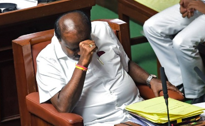 Karnataka crisis: Trust vote today in Vidhana Soudha as Speaker KR Ramesh sets 6 pm deadline