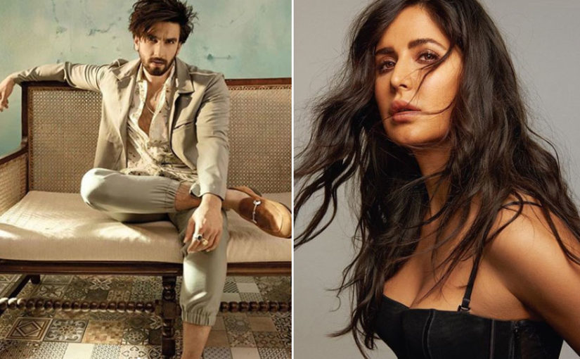 Katrina Kaif offered Kabir Khan's film 83 with Ranveer Singh