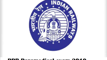 RRB Paramedical Exam 2019: Railway Recruitment Board to