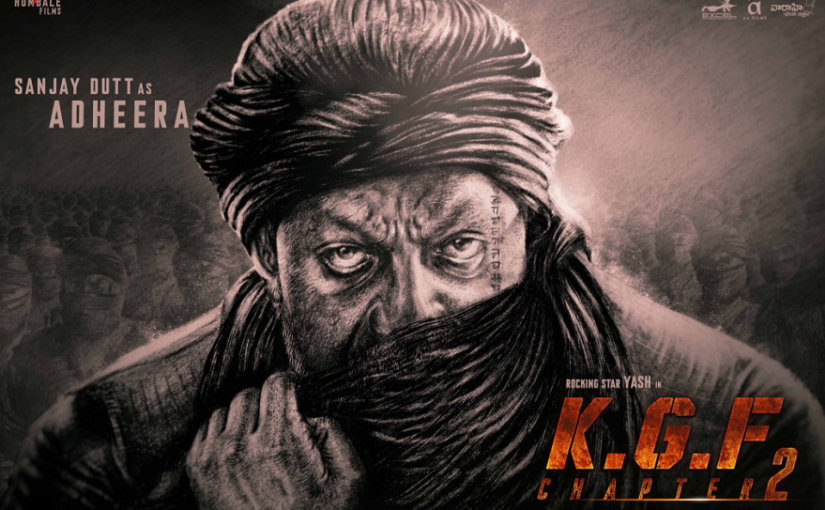 KGF Chapter 2: Sanjay Dutt takes a leap, to dub in Kannada for the Yash starrer