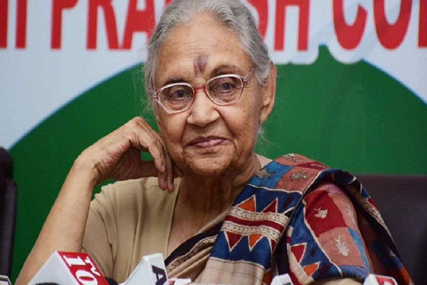 Sheila Dikshit: 10 things to know about three-time Delhi chief minister