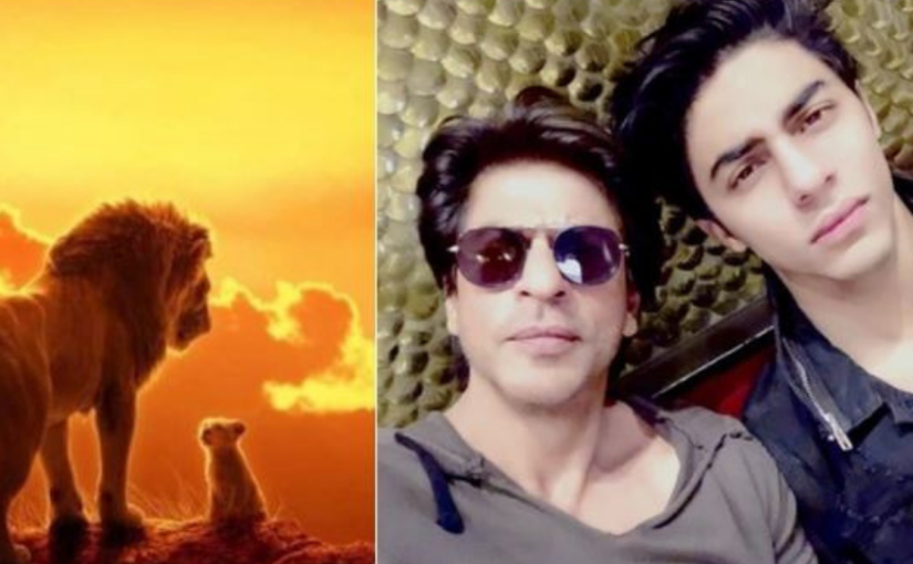 The Lion King box office collection day 3: Shah Rukh Khan, Aryan Khan's film earns Rs 50 crore