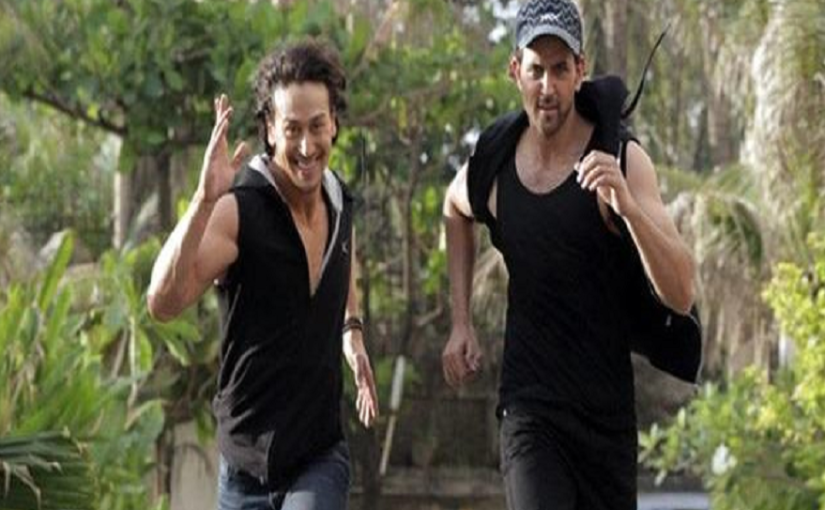 Hrithik Roshan, Tiger Shroff to shoot for dangerous high-speed bike chase scenes