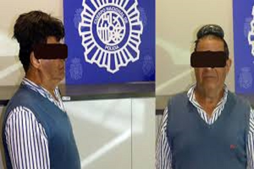 Passenger caught at Barcelona with cocaine worth £27K