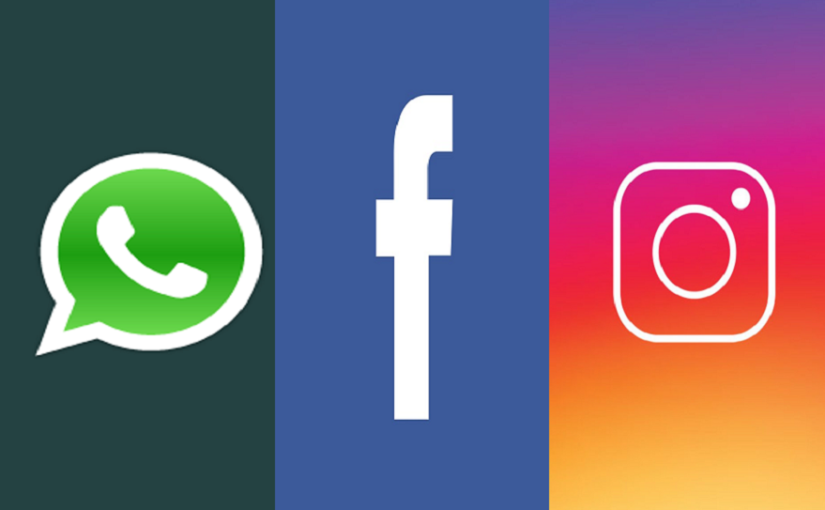 Facebook, Instagram and WhatsApp go down, users express on Twitter