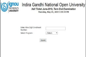 IGNOU MBA, B.Ed entrance, IGNOU MBA, B.Ed entrance admit card, B.Ed entrance hall ticket, B.Ed entrance admit card 2019, B.Ed entrance admit card IGNOU,