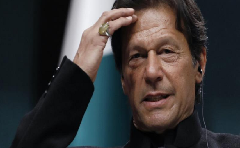Pakistan Prime Minister Imran Khan | File photo