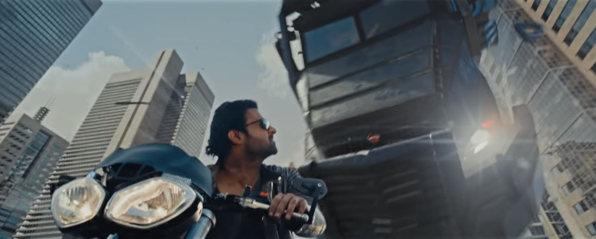 Saaho trailer: These top 5 VFX scenes from the trailer will