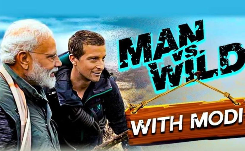 Man vs Wild: Tourism Ministry paints Incredible India website green