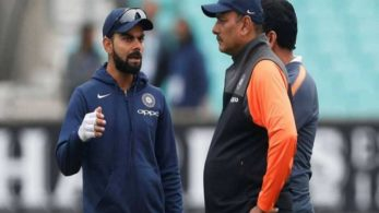 Ravi Shastri To Continue As Head Coach Of Indian Cricket