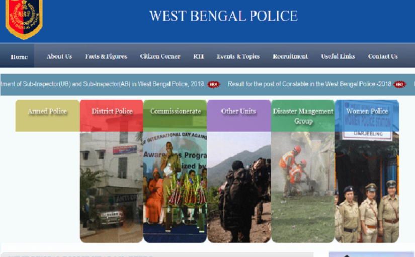 WBPRB Police Constable Final Result 2018