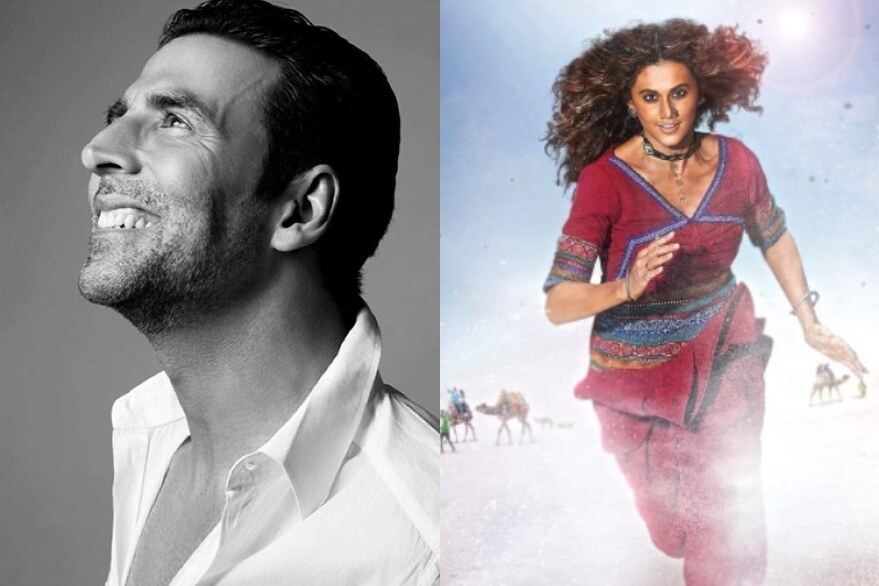 Akshay Kumar to share screens with Taapsee Pannu in Rashmi Rocket after Mission Mangal?