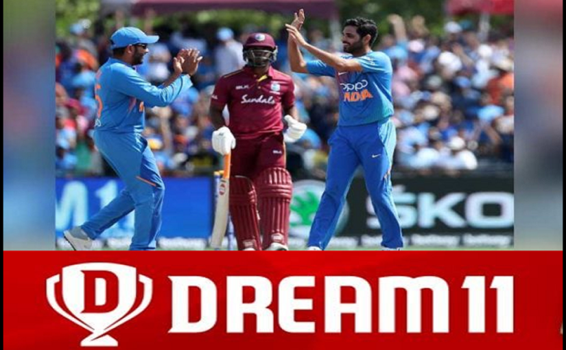 India vs West Indies 2nd T20I Dream 11