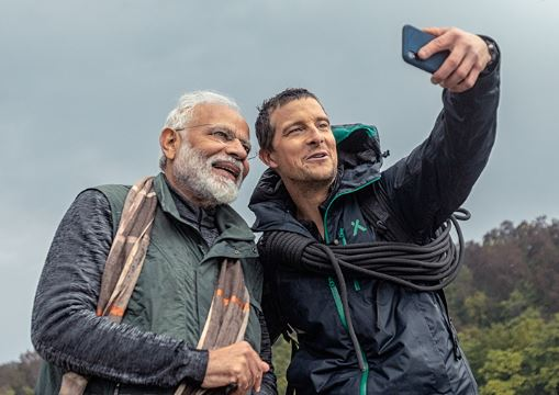 PM Modi in Man vs Wild: Bear Grylls shares PM Modi, President Obama had the same purpose on the show