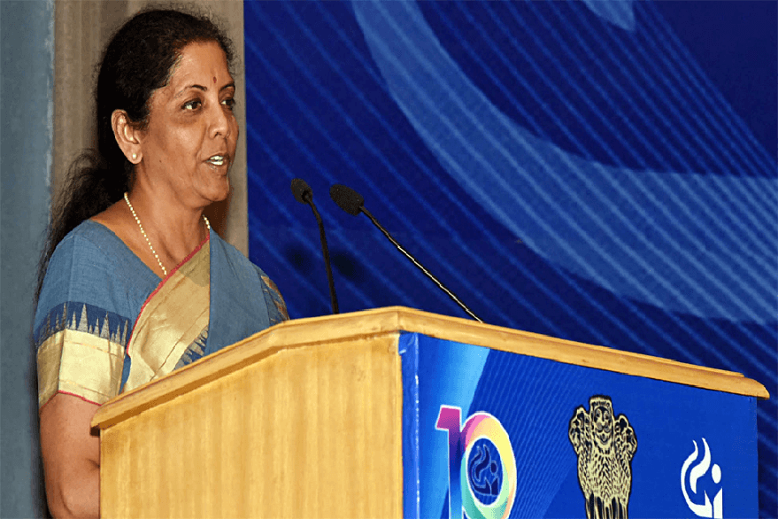 Finance minister Nirmala Sitharaman announces new measures to support stagnating auto sector