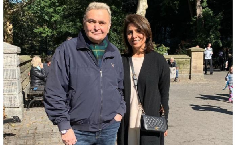 Rishi Kapoor reveals details of his cancer treatment and why it took so long