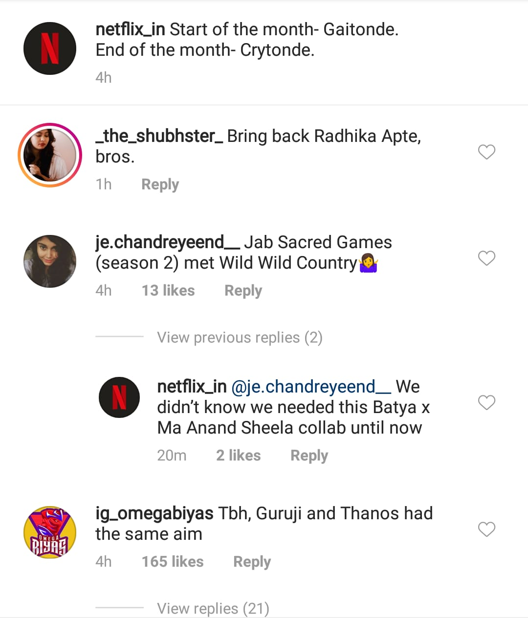 Sacred Games 2: Radhika Apte fans dismayed at her absence in