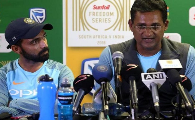 Team India manager S Subramanium called back from India tour of West Indies