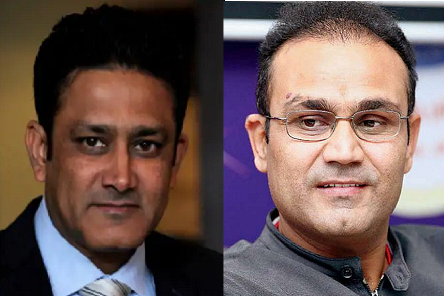 Anil Kumble should become national selector in future: Virender Sehwag