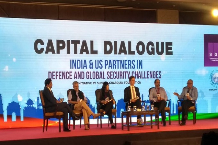 Sunday Guardian Foundation hosts conference on India and US partners in  global security and challenges
