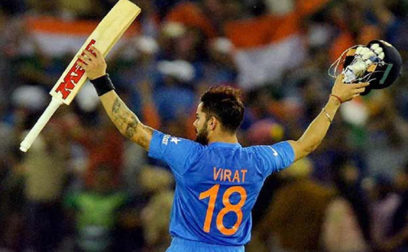 Indian skipper Virat Kohli| File photo
