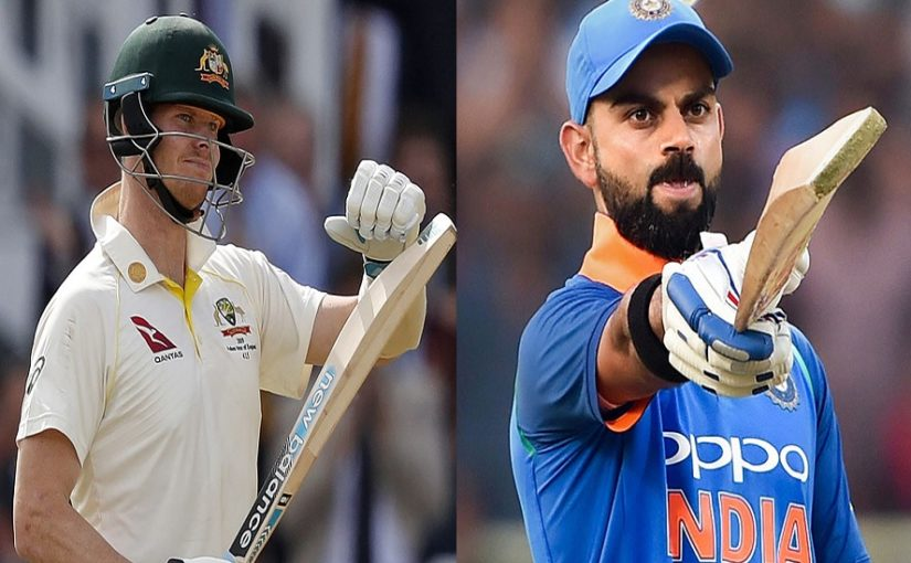 ICC Test Ranking: Steve Smith outclasses Kane Williamson to get the second position, Kohli tops the table