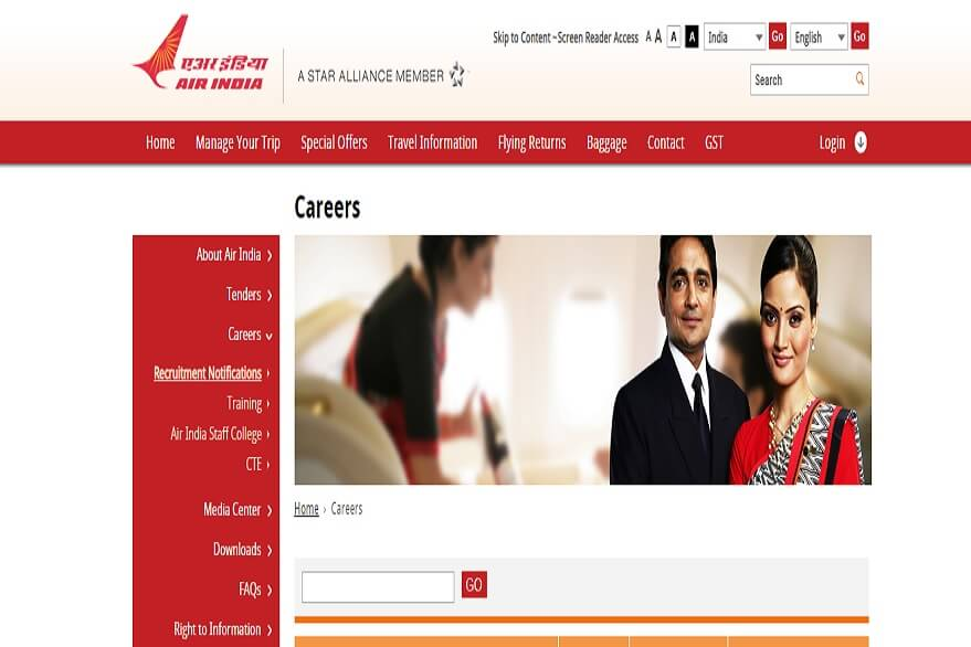 Air India Recruitment 2019: Applications invited for 60 Trainee Controllers posts, apply @airindia.com