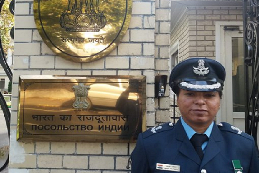 IAF officer Anjali Singh becomes India's first female to be posted as a military diplomat abroad