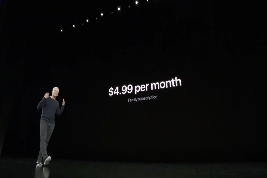Apple TV Plus service launching on November 1 at Rs 358 per month