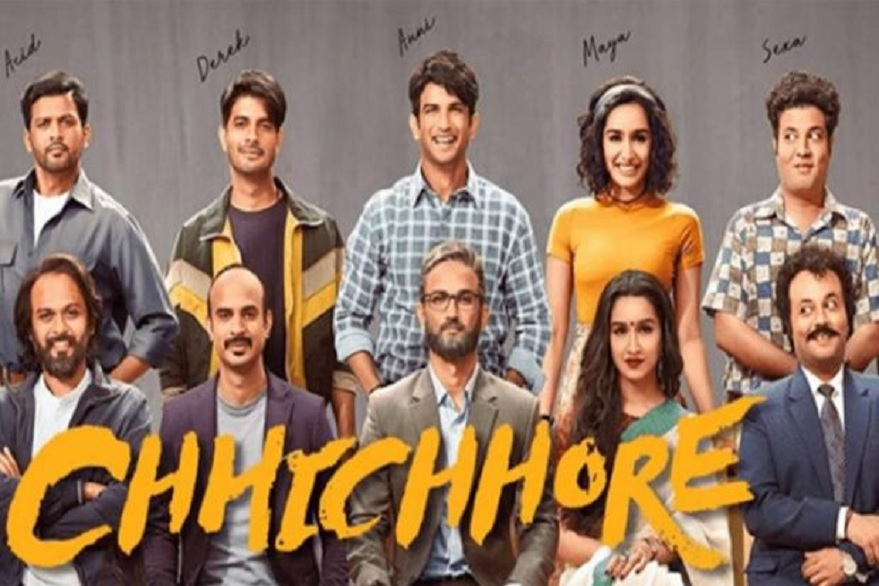 Chhichhore box office collection Week 2