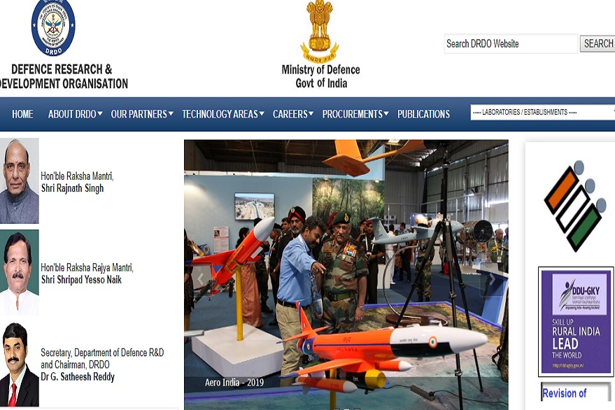 DRDO recruitment 2019: Applications invited for Research Associate and JRF posts, know how to apply @ drdo.gov.in