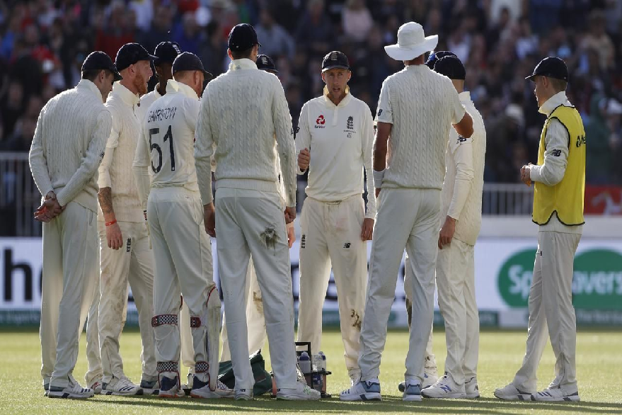 England squad for fifth Test