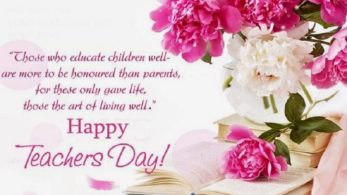 Happy Teacher's Day 2019: Wishes, SMS, Wallpapers, Messages
