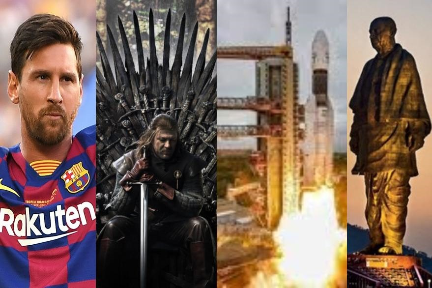 Chandrayaan 2: Avengers Endgame, Game Of Thrones, video games, and others are even costlier