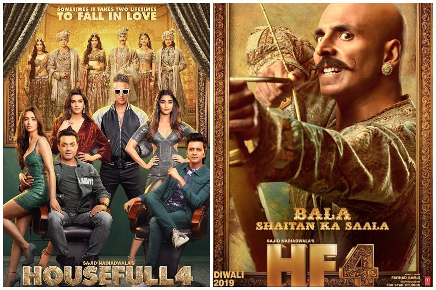 Housefull 4 trailer: Akshay Kumar, Kriti Sanon, Riteish Deshmukh starrer to release at 1 pm!