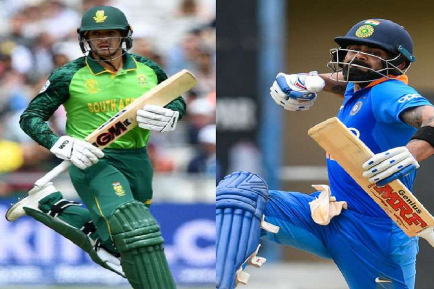 India vs South Africa 2nd T20i at Mohali