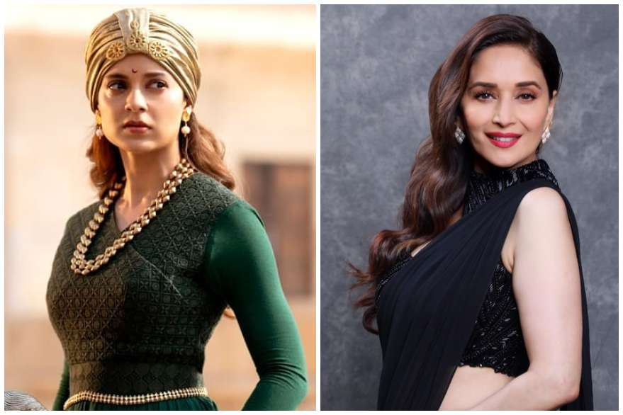 Kangana Ranaut to give a tough competition to Madhuri Dixit,