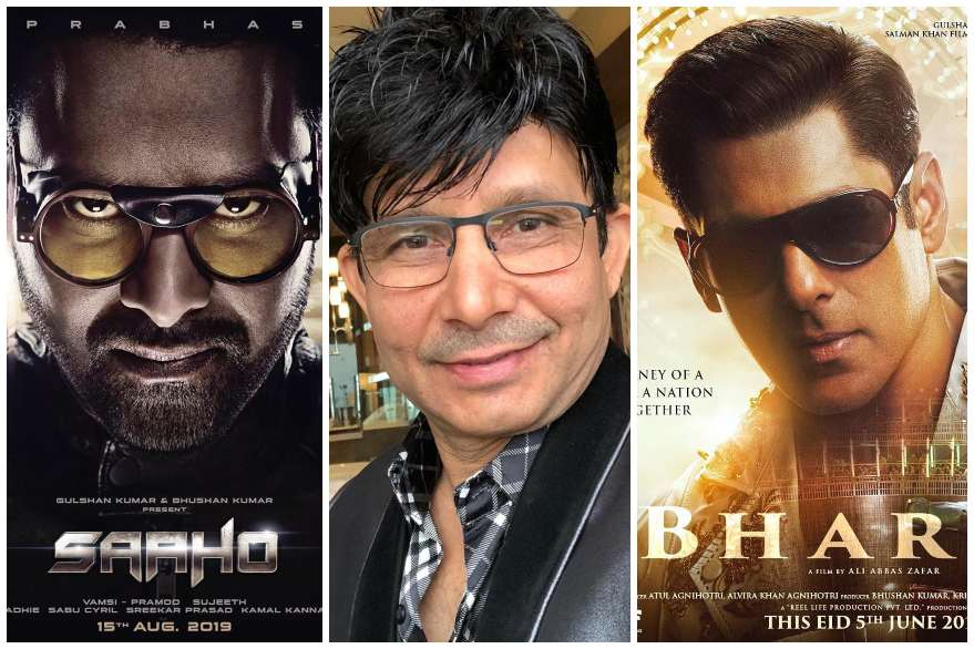 KRK Saaho review: From Bharat to Kabir Singh, KRK is true to the craft, and brutal at that