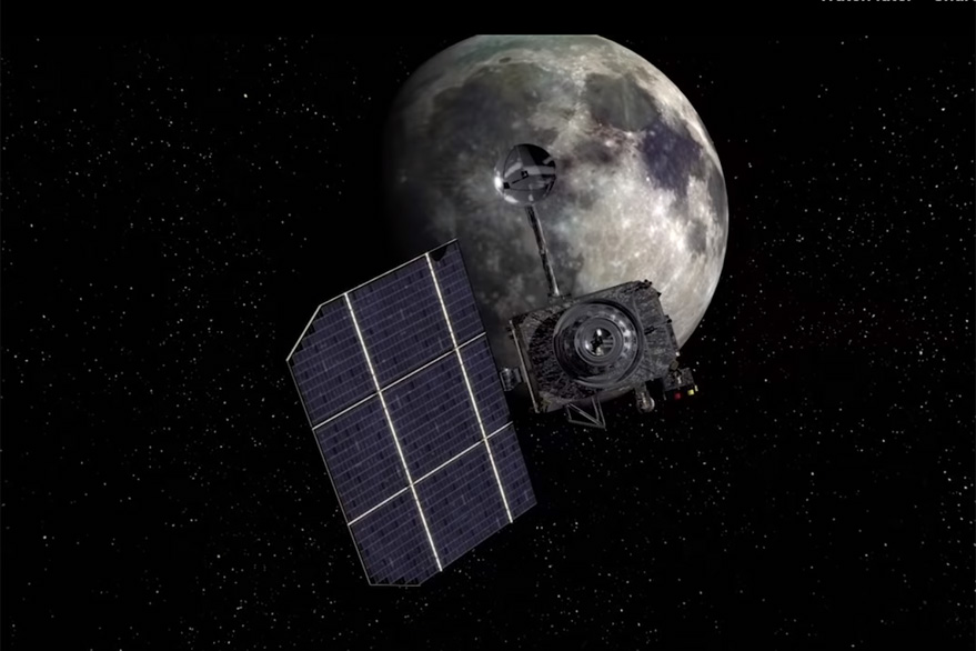 NASA had launched the Lunar Reconnaissance Orbiter (LRO) mission on June 18, 2009.