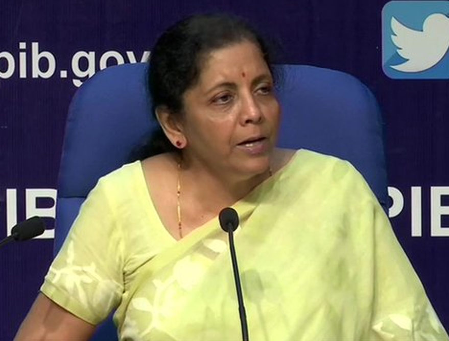 Nirmala Sitharaman on merger of banks: Everything is going smoothly