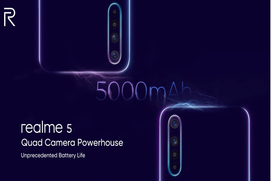 Realme 5 Flipkart sale in India today at 12 PM: Check offers, price and specifications