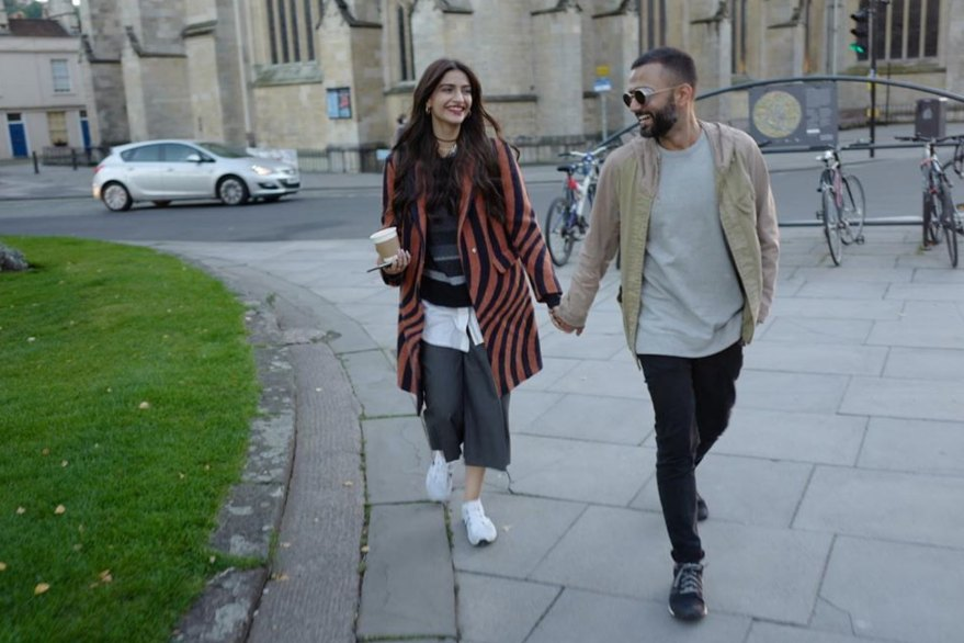 The Zoya Factor: Sonam Kapoor has a sneaker superstition, courtesy her husband Anand Ahuja