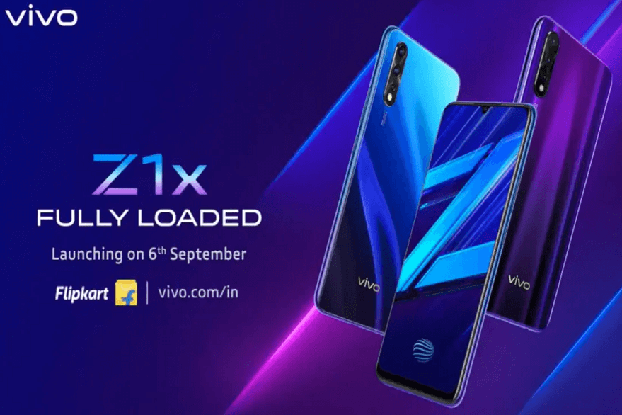 Vivo Z1x India debut: Check live stream time, channel, specification and other details