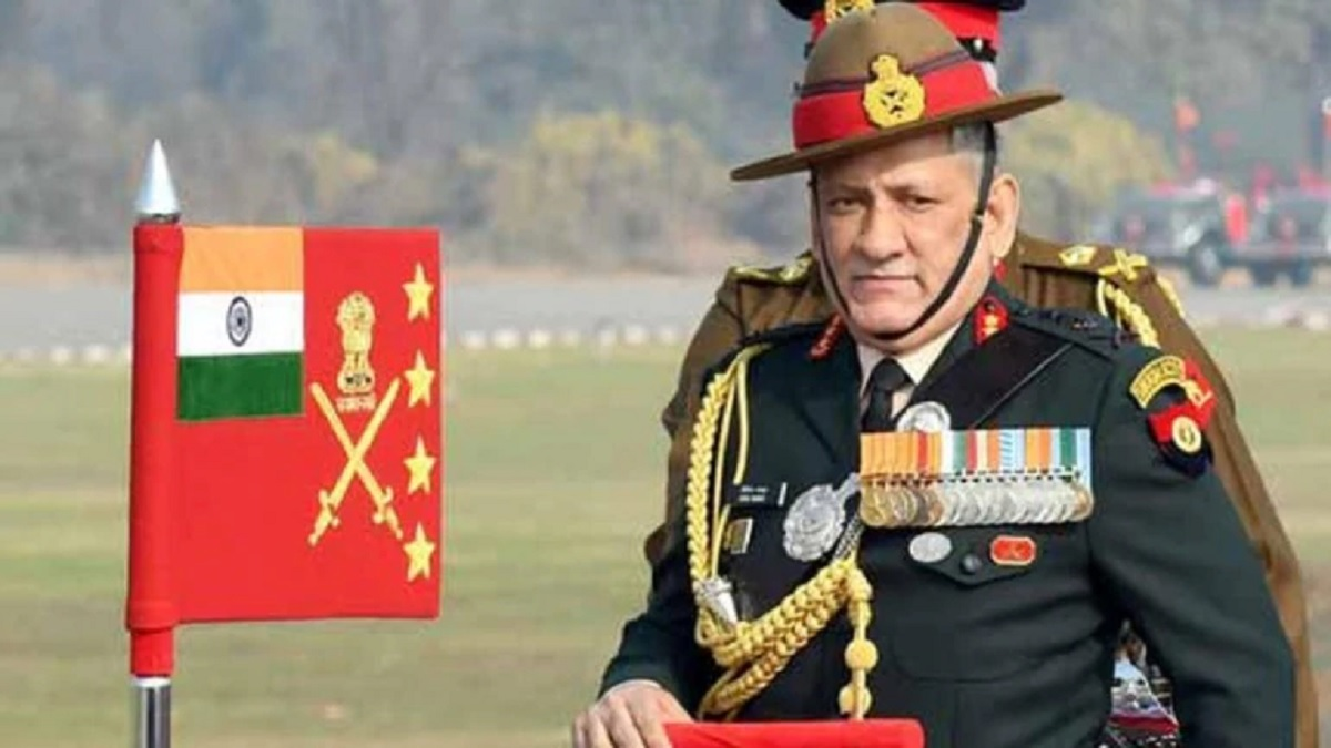 Army chief General Bipin Rawat take about  ways to strengthen  Defence