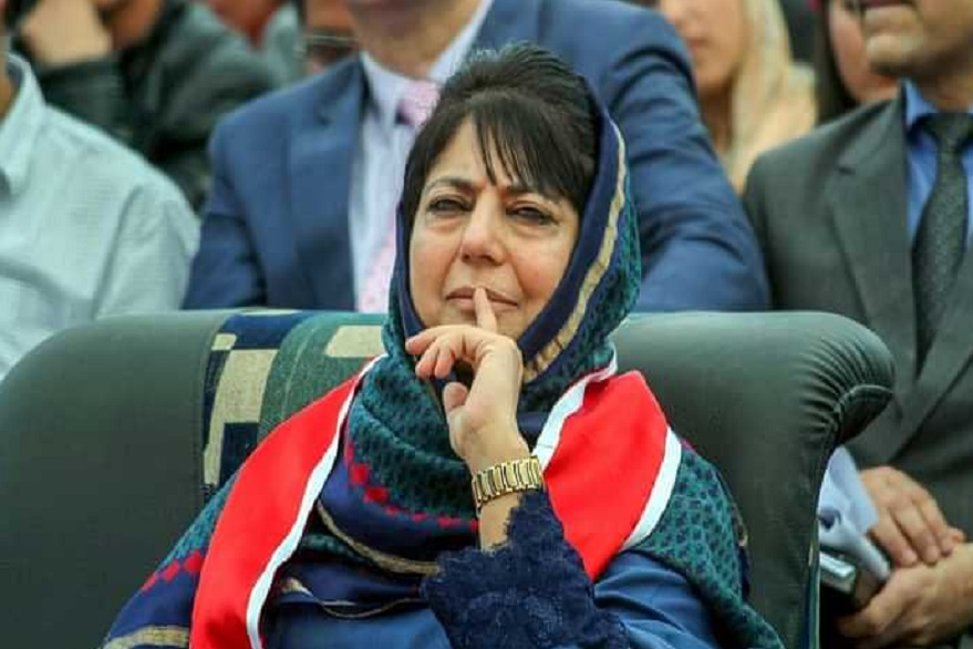 Kashmir News: PDP delegation defers meeting with detained Mehbooba Mufti, conveys no reason behind move
