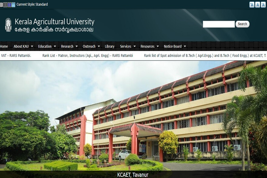 KAU recruitment 2019: Walk-in-interview for the post of assistant professor